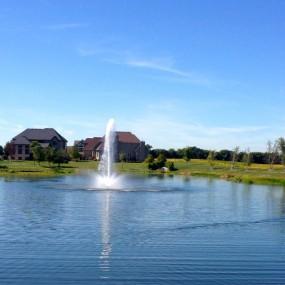 Pond Near Stewart Ridge Entrance