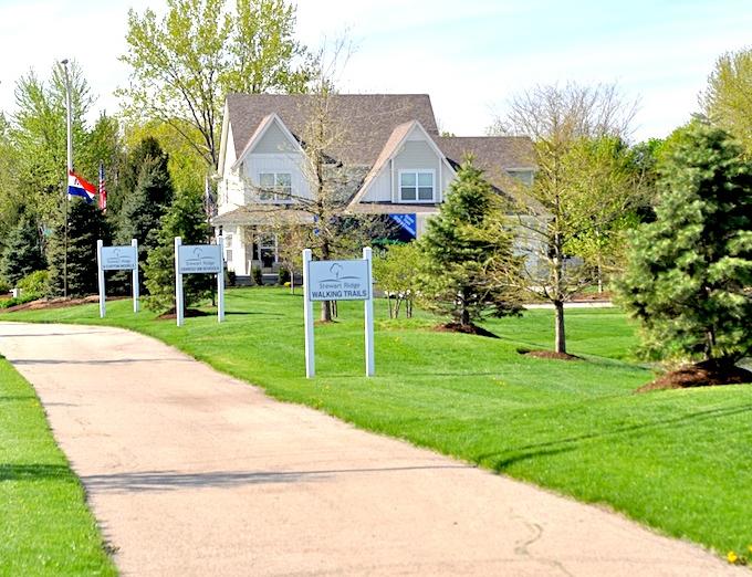 Stewart Ridge in Plainfield, IL