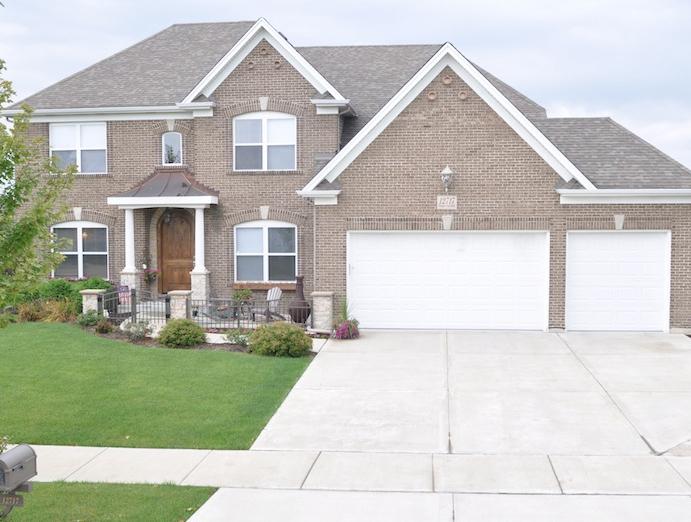 Image of a custom home in Stewart Ridge using the Karson floorplan