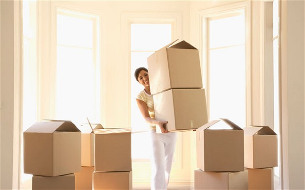 Tips to Make Moving Into Your New Custom Home Easier