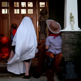 Trick or Treating Hours in Plainfield